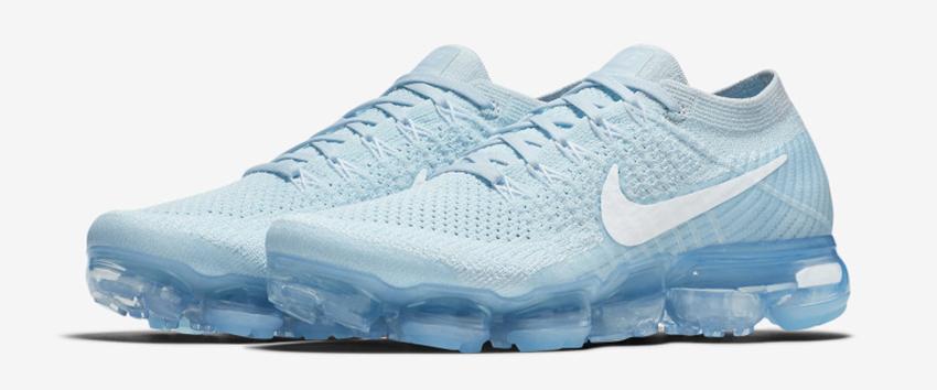 Official Images of Nike Air VaporMax Glacier Blue d