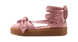 Rihanna x PUMA Fenty Bow Creeper Sandal Pink 365794-01 Buy New Sneakers for women in UK Europe EU 02