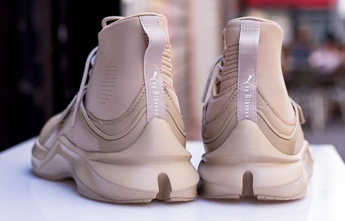 finest selection 9f969 505b4 Fenty Puma By Rihanna Hi Trainer Sneaker - George's Blog