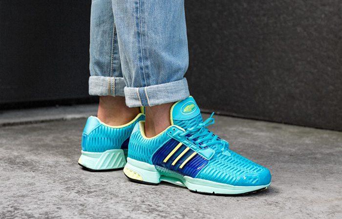size 40 1bb21 1d0a0 adidas ClimaCool 1 Blue