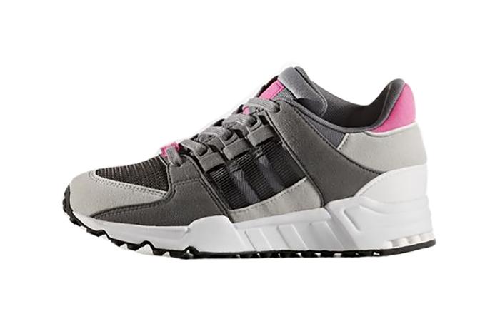 adidas EQT Support 93 Grey Pink Kids