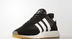 adidas Iniki Runner Black Gum BY9727 Buy New Sneakers for women in UK Europe EU 01