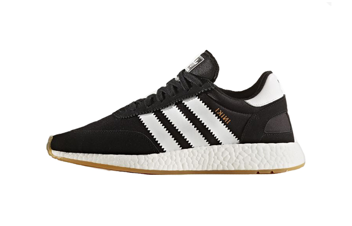 adidas Iniki Runner Black Gum BY9727 Buy New Sneakers for women in UK Europe EU 04
