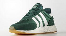 adidas Iniki Runner Collegiate Green BY9726 Buy New Sneakers Trainers FOR Man Women in UK Europe EU 01