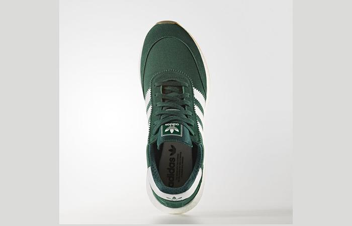 adidas Iniki Runner Collegiate Green BY9726 Buy New Sneakers Trainers FOR Man Women in UK Europe EU 02