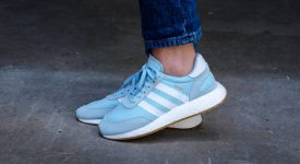 adidas Iniki Runner Icey Blue BY9097 Buy New Sneakers for women in UK Europe EU 04