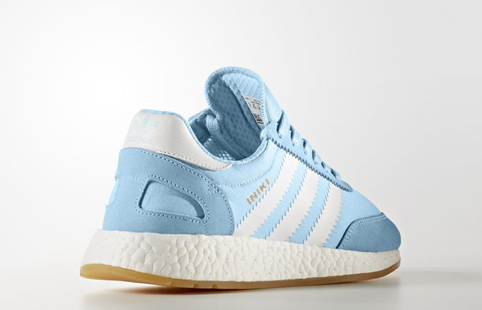 adidas Iniki Runner Icey Blue BY9097 Buy New Sneakers for women in UK Europe EU 06