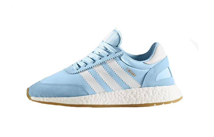 adidas Iniki Runner Icey Blue BY9097 Buy New Sneakers for women in UK Europe EU 07