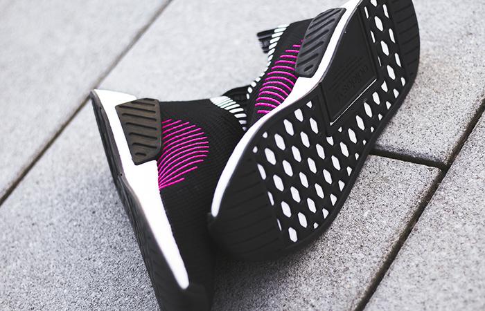en borgenär begränsa servitris  On Foot Images of adidas NMD CS2 Black Pink – Fastsole