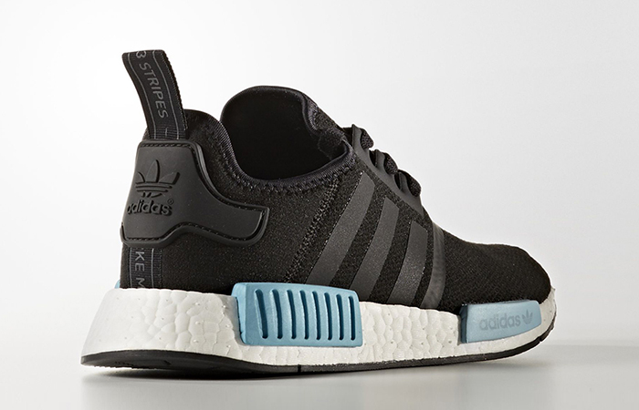 adidas NMD R1 Icey Blue Black BY9951 Buy New Sneakers Trainers FOR Man Women in UK Europe EU 01