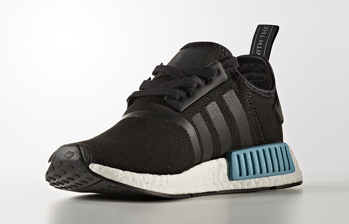 adidas NMD R1 Icey Blue Black BY9951 Buy New Sneakers Trainers FOR Man Women in UK Europe EU 02
