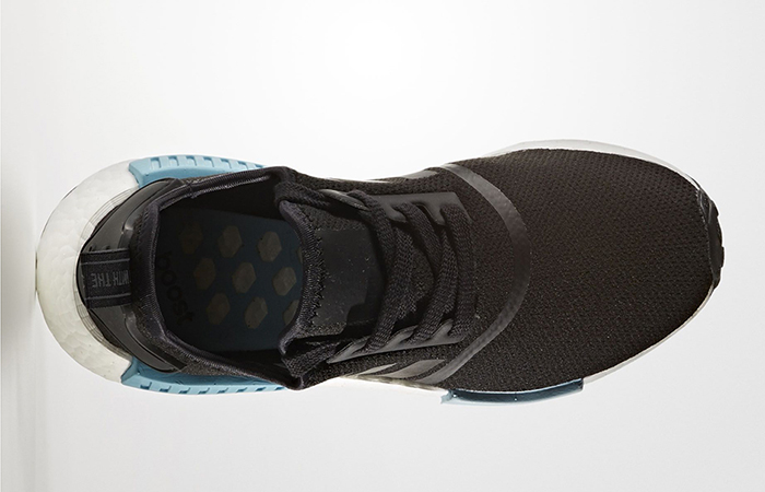 adidas NMD R1 Icey Blue Black BY9951 Buy New Sneakers Trainers FOR Man Women in UK Europe EU 03