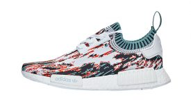 adidas NMD R1 Primeknit Datamosh Red Glitch BB6365 Buy New Sneakers Trainers in UK Europe EU