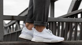 adidas NMD R1 White Gum BY1888 Buy New Sneakers Trainers FOR Man Women in UK Europe EU 02