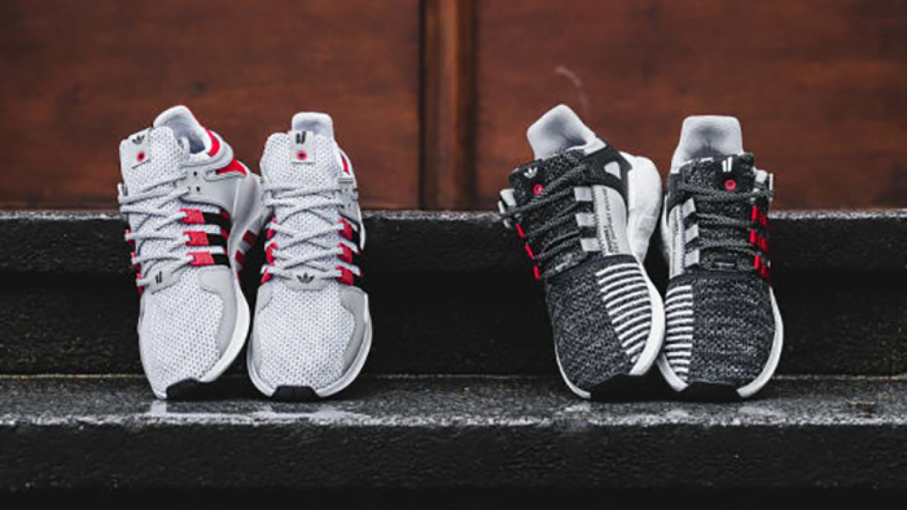 adidas Overkill EQT Support ADV Coat of Arms Release Info