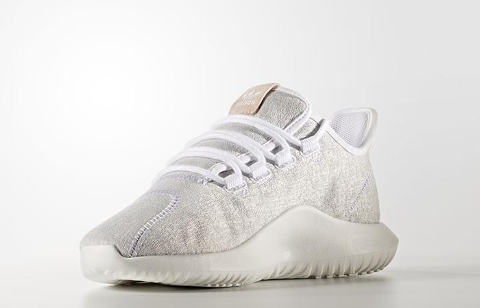 on sale 9d000 8ae9d adidas Tubular Shadow Canvas White
