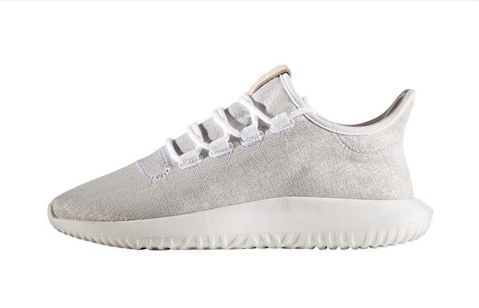 on sale 05d8f aa516 adidas Tubular Shadow Canvas White