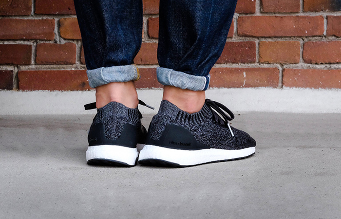 735489982ea ... adidas Ultra Boost Uncaged Black Grey BY2551 Buy New Sneakers for women  in UK Europe EU ...