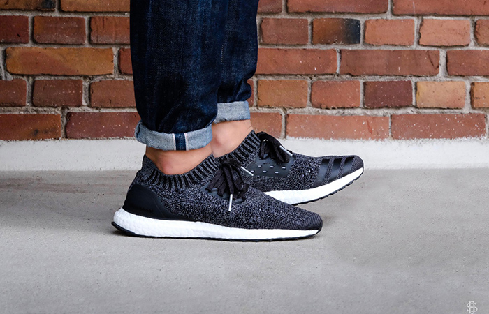 new products c4301 aea23 adidas Ultra Boost Uncaged Black Grey