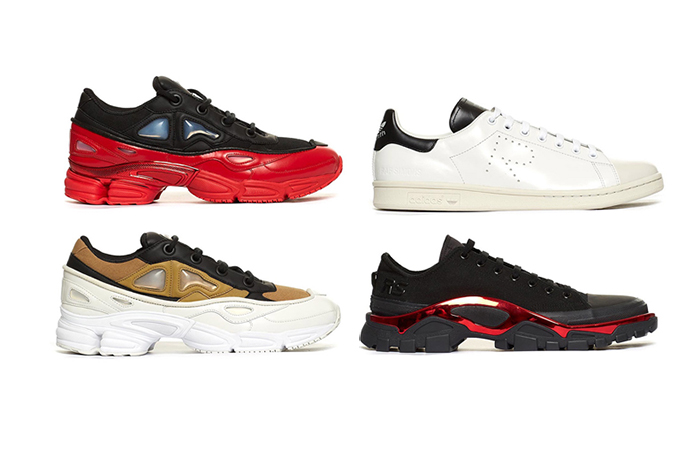 adidas x Raf Simons Unveil 2017 Fall Winter Collection Buy New Sneakers Trainers FOR Man Women in UK Europe EU FT