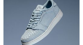 Air Jordan 1 Low No Swoosh Ice Blue 872782-441 d
