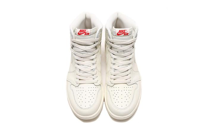 Air Jordan 1 Retro High OG Sail 555088-114 Buy New Sneakers Trainers FOR Man Women in UK Europe EU Germany DE 04
