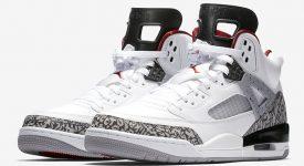 Air Jordan Spizike White Cement 315371-122 Buy New Sneakers Trainers FOR Man Women in UK Europe EU Germany DE 02