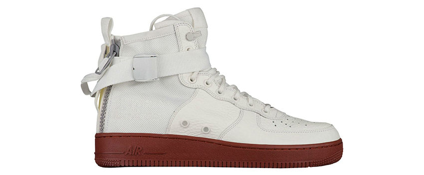 New Colourways of Nike SF Air Force 1 Mid 917753-003 917753-800 917753-004 917753-100 917753-200 917753-101 AA1129-100 11