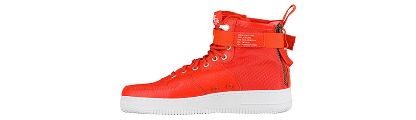 New Colourways of Nike SF Air Force 1 Mid 917753-003 917753-800 917753-004 917753-100 917753-200 917753-101 AA1129-100 20