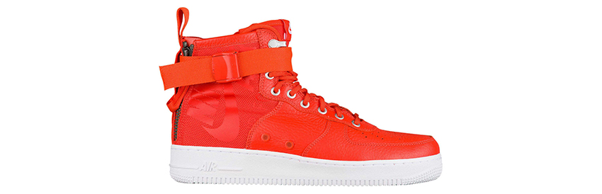 New Colourways of Nike SF Air Force 1 Mid 917753-003 917753-800 917753-004 917753-100 917753-200 917753-101 AA1129-100 22