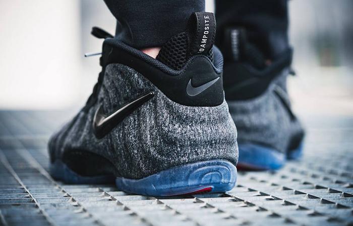 Nike Air Foamposite Pro Tech Fleece 624041-007 Buy New Sneakers Trainers FOR Man Women in UK Europe EU Germany DE 04