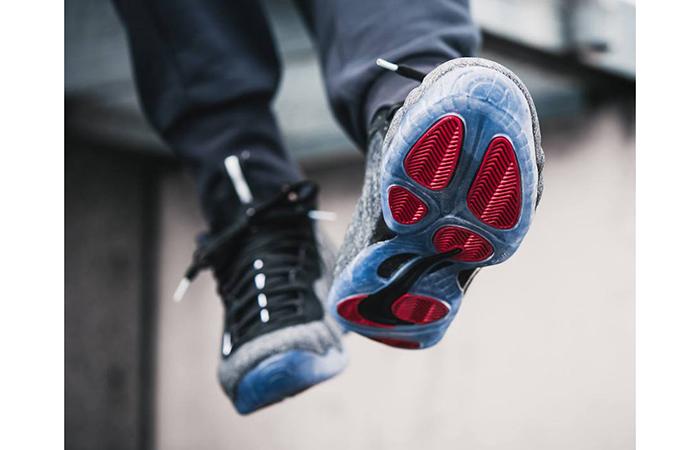 Nike Air Foamposite Pro Tech Fleece 624041-007 Buy New Sneakers Trainers FOR Man Women in UK Europe EU Germany DE 05