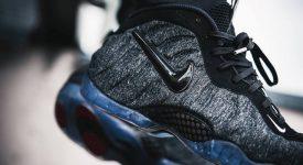 Nike Air Foamposite Pro Tech Fleece 624041-007 Buy New Sneakers Trainers FOR Man Women in UK Europe EU Germany DE 06