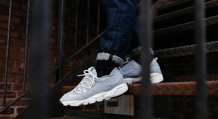 Nike Air Footscape NM Grey – £69