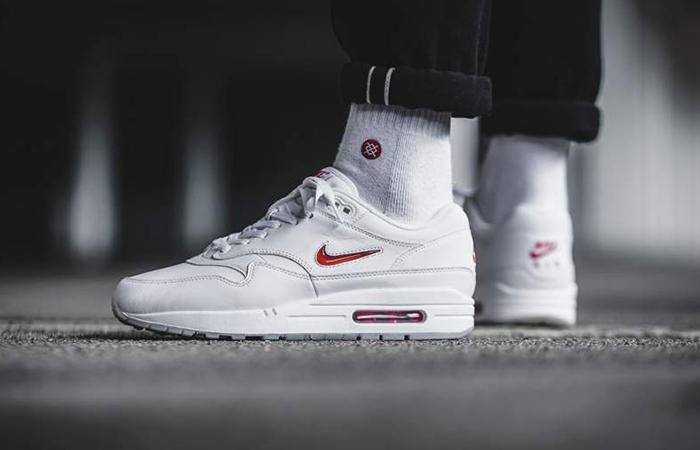 Nike Air Max 1 Jewel OG White