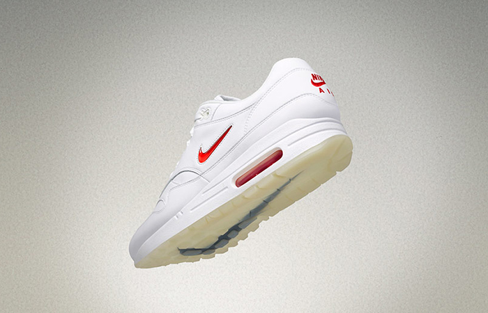 Nike Air Max 1 Jewel OG White 918354-104 Buy New Sneakers Trainers FOR Man Women in UK Europe EU 16