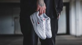 Nike Air Max 1 Jewel OG White 918354-104 Buy New Sneakers Trainers FOR Man Women in UK Europe EU 17