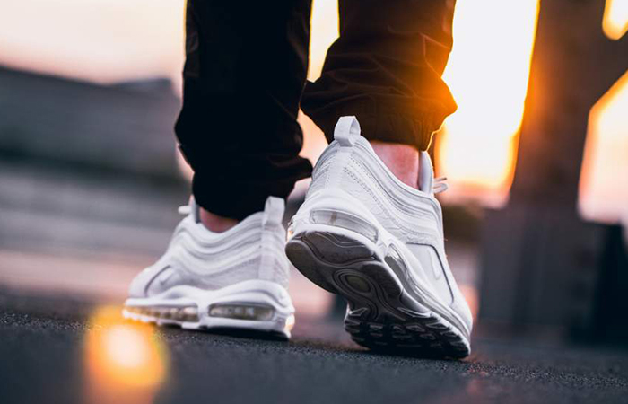 Nike Air Max 97 White Snakeskin 921826-100 Sneaker in UK EU, Trainer in UK EU, Yeezy Nike Jordan adidas NMD Reebok in UK DE EU 04
