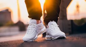 Nike Air Max 97 White Snakeskin 921826-100 Sneaker in UK EU, Trainer in UK EU, Yeezy Nike Jordan adidas NMD Reebok in UK DE EU 05