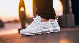 Nike Air Max 97 White Snakeskin 921826-100 Sneaker in UK EU, Trainer in UK EU, Yeezy Nike Jordan adidas NMD Reebok in UK DE EU 06
