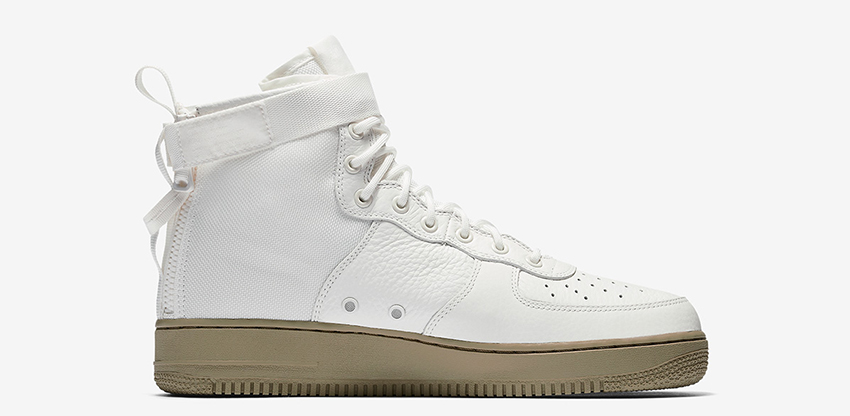Nike SF AF1 Mid Ivory Official Look 05