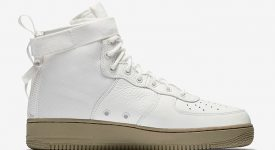 Nike SF Air Force 1 Mid Ivory 917753-101 02