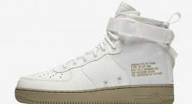 Nike SF Air Force 1 Mid Ivory 917753-101 03