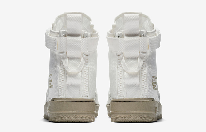 Nike SF Air Force 1 Mid Ivory 917753-101 05