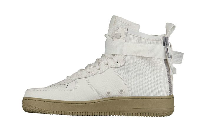 Nike SF Air Force 1 Mid Ivory 917753-101 06