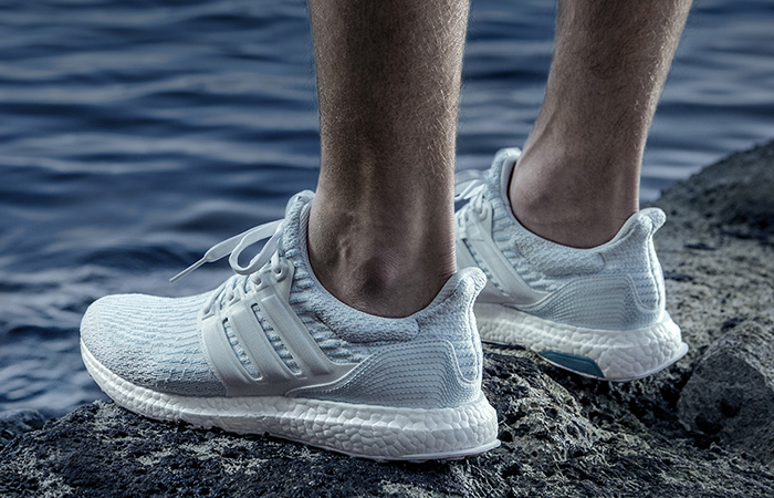 new concept 99db2 ba8de Parley x adidas Ultraboost Uncaged Coral Bleaching
