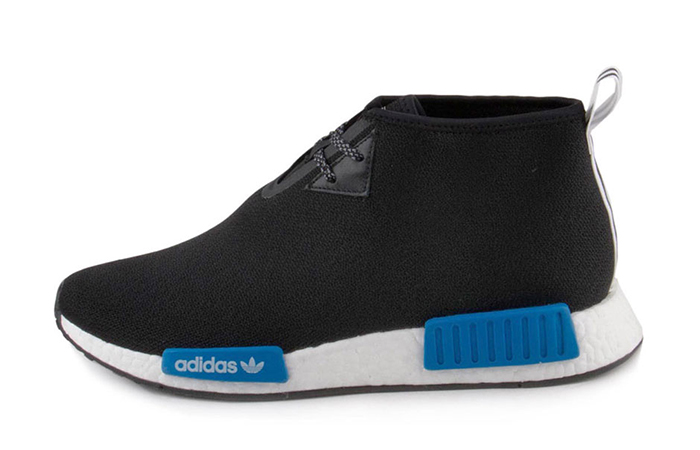 Porter x adidas NMD Chukka Black Blue CP9718 Buy New Sneakers Trainers FOR Man Women in UK Europe EU Germany DE 04