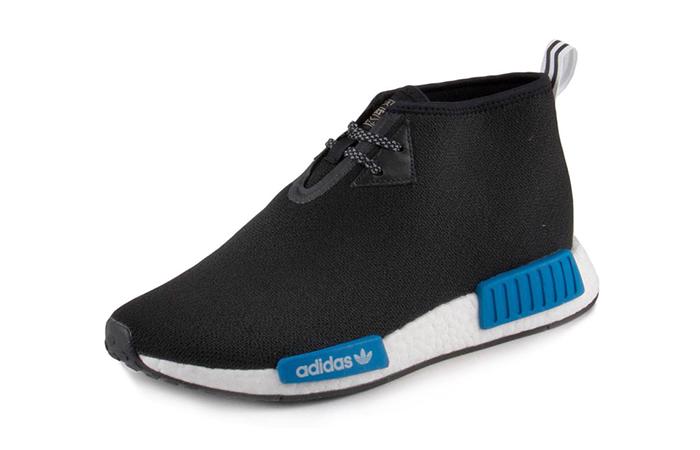 Porter x adidas NMD Chukka Black Blue CP9718 Buy New Sneakers Trainers FOR Man Women in UK Europe EU Germany DE 05