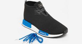 Porter x adidas NMD Chukka Black Blue CP9718 Buy New Sneakers Trainers FOR Man Women in UK Europe EU Germany DE 07