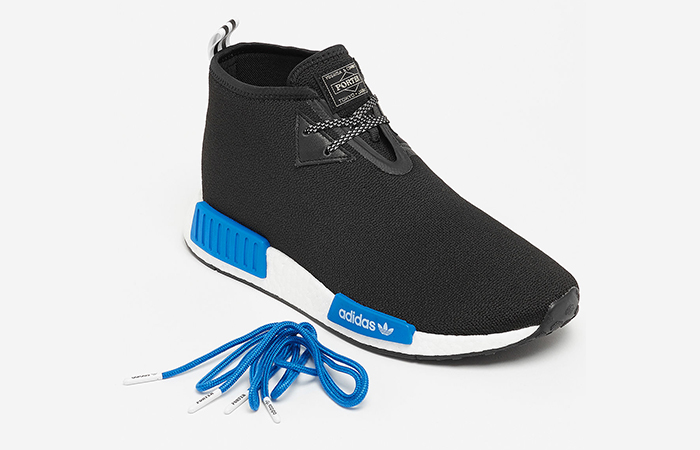 6a3ba12683069 ... Porter x adidas NMD Chukka Black Blue CP9718 Buy New Sneakers Trainers  FOR Man Women in ...